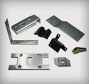 Mounting Plates, Brackets, Clamps, Hinges
